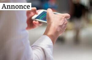 tilbud på smartphones